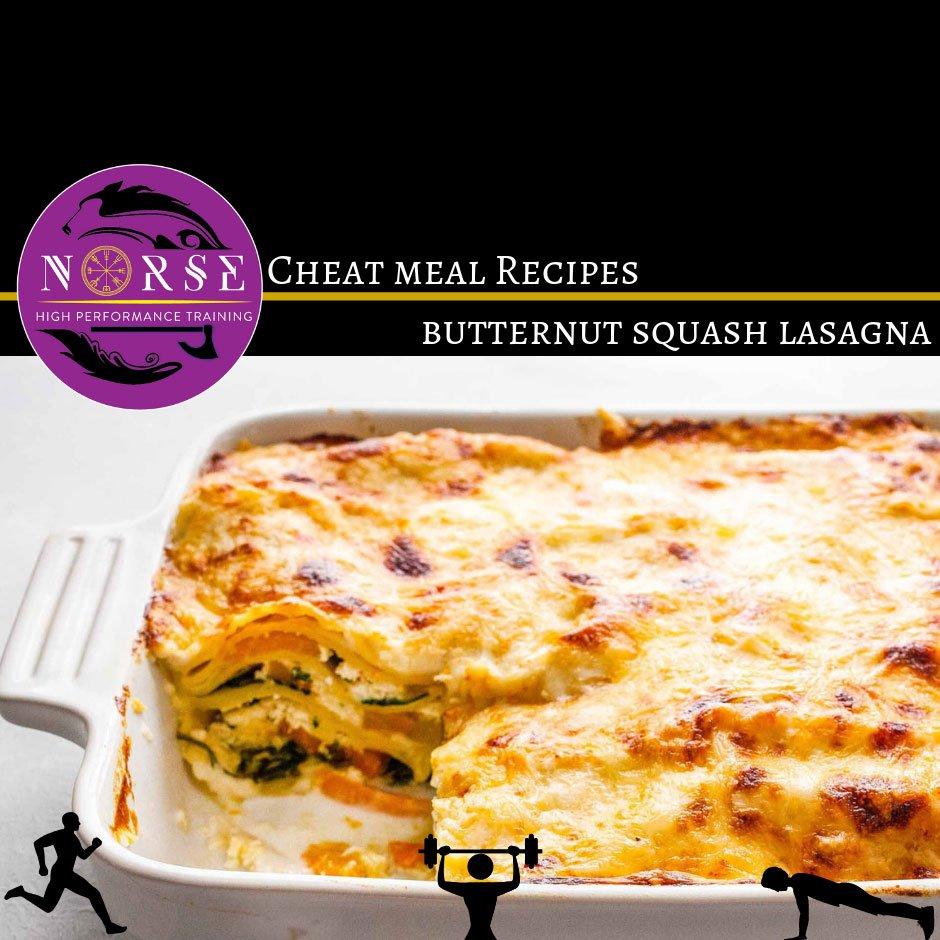 Butternut Squash Lasagna Recipe for the Win